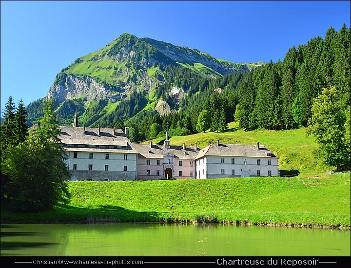 74950 le reposoir et sa chartreuse en haute savoie - Office du tourisme les contamines montjoie 74 ...