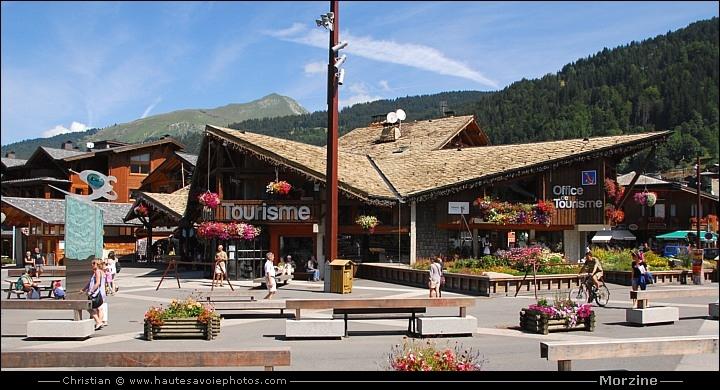 Photos du village de morzine en haute savoie - Avoriaz office de tourisme ...