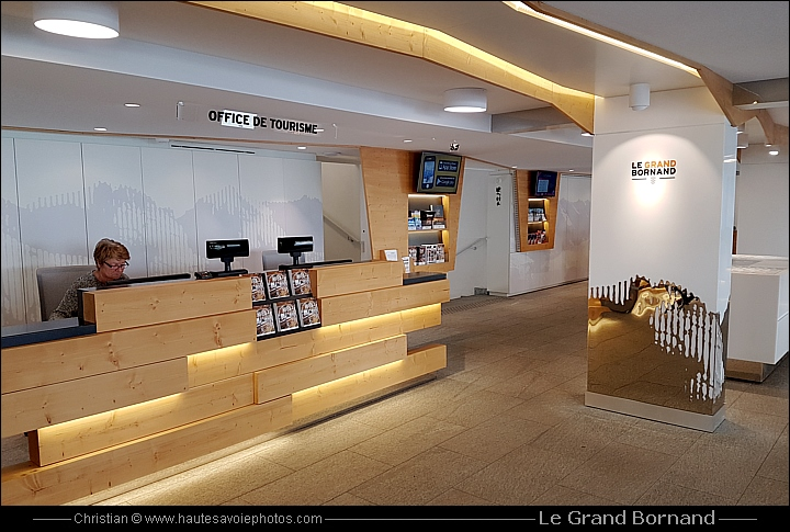 office de tourisme grand bornand
