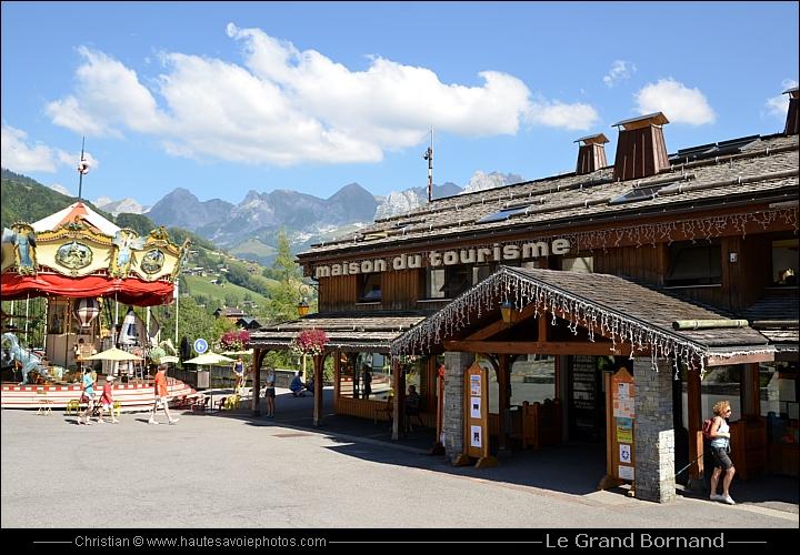 Office du tourisme du grand bornand en haute savoie - Office du tourisme le grand bornand village ...
